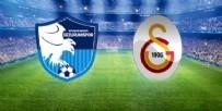 ALANYASPOR - Galatasaray'ın ilk 11'i belli oldu!