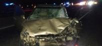 Kırşehir'de Trafik Kazası Açıklaması 1 Ölü
