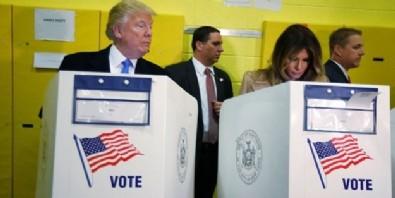 Trump kime oy kullandığını açıkladı! Yine ters köşe yaptı