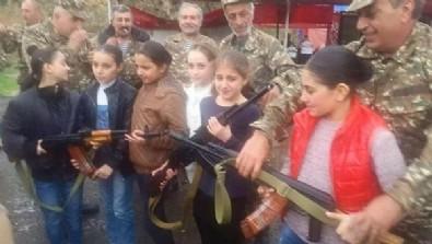 Alçak Ermenistan tükenince çocukları cepheye sürdü!