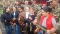 İSRAIL - Alçak Ermenistan tükenince çocukları cepheye sürdü!