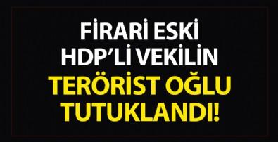 Firari eski HDP milletvekili Demir Çelik'in oğlu 'Savaş' kod adlı terörist Yoldaş Selim Çelik tutuklandı