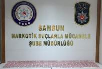 Samsun'da 2 Bin 345 Adet Uyuşturucu Hap Ele Geçirildi Açıklaması 3 Gözaltı
