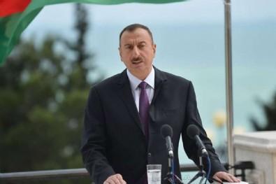 Aliyev'den sert sözler!  'Ateşkes isteyenler Ermenistan'a silahlar gönderiyor'