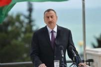 ERMENISTAN - Aliyev'den sert sözler!  'Ateşkes isteyenler Ermenistan'a silahlar gönderiyor'