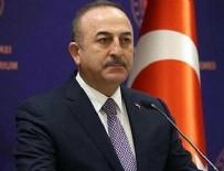 MEVLÜT ÇAVUŞOĞLU - Bakan Çavuşoğlu duyurdu: 'Yapmıyoruz!'