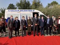 Bakan Ersoy, Kalecik Kütüphane Ve Kültür Merkezi'nin Açılışını Gerçekleştirdi
