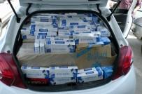Bin 701 Paket Kaçak Sigara Ele Geçirildi