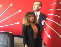 FENERBAHÇE - CHP'li Gençlik Kolları Başkan Yardımcısı İlayda Kılınç, Trabzon'a küfretti