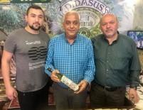 Edremit Zeytinyağları Arjantin'den Ödül İle Döndü