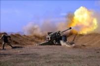 ERMENISTAN - Ermenistan insani ateşkes ihlali yaptı!
