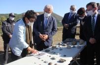 Ezber Bozan 12 Bin Yıllık Kahin Tepe'de Kazı Çalışmalarına Yerinde İnceleme
