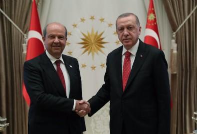KKTC Cumhurbaşkanı Ersin Tatar Külliye'de!