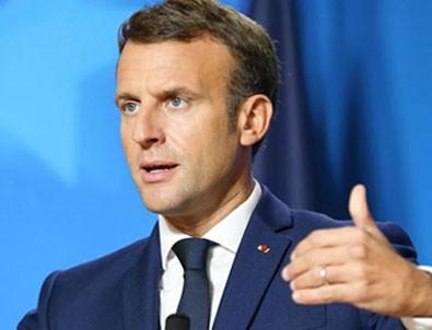 Macron'a bir darbe daha!