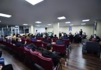 Okmeydanı Kentsel Dönüşüm Toplantısı Yapıldı