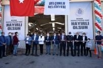 Selçuklu'da Bosna Kapalı Pazar Yeri Açıldı