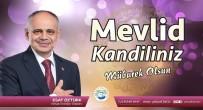 Başkan Öztürk'ten Mevlid Kandili Mesajı