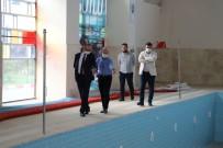 CHP'li Başkan Hizmet İçin AK Parti'li Başkanla Buluştu