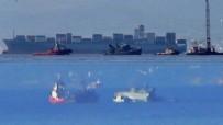 SUDAN - Yunan savaş gemisi battı!