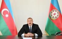 Aliyev'den Cumhurbaşkanı Erdoğan'a 29 Ekim Tebriği
