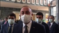 Bakanlar Gül Ve Çavuşoğlu'ndan Fransa'ya Tepki
