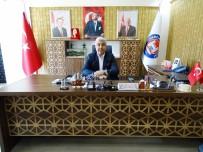 Başkan Fatih Çalışkan'dan Mevlit Kandili Ve Cumhuriyet Bayramı Mesajı
