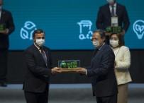 Başkan Kocaispir'e Proje Ödülü