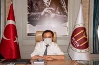 Başkan Şahin'in 29 Ekim Cumhuriyet Bayramı Kutlama Mesajı