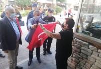 Erdek'te Her Yerde Türk Bayrağı Dalgalanacak