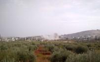 Esad Rejimi Ariha'yı Vurdu Açıklaması 6 Yaralı