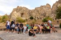 Kapadokya Bölgesi Pandemi İle Birlikte İlk Kez Yüzde 100 Doluluk Yakaladı