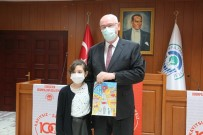 Öykü Ve Resim Yarışması Kazanan Çocuklar Ödüllerini Törenle Aldı