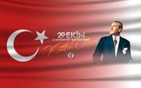 Rektör Uzun'un 29 Ekim Cumhuriyet Bayramı Mesajı