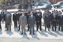 Tosya'da 29 Ekim Kutlamaları Başladı