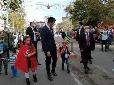 29 Ekim Cumhuriyet Bayramı Kartal Sokaklarında Coşkuyla Kutlandı
