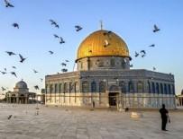İSRAIL - ABD'den skandal Kudüs kararı!