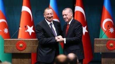 Aliyev'den Erdoğan'a tebrik