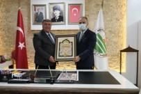 Beylikova İle Bursa Büyükşehir Belediyesi Kardeş Oldu