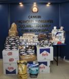 Çankırı'da Kaçak Tütüne Geçit Yok