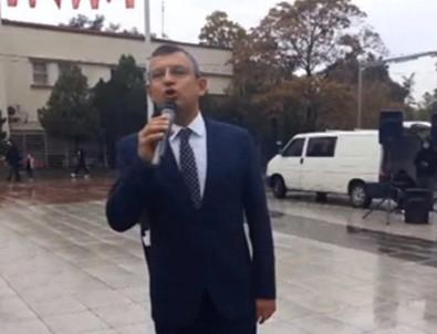 CHP'li Özgür Özel yine saçmaladı!