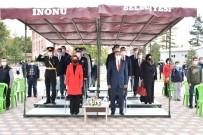 İnönü'de 29 Ekim Cumhuriyet Bayramı Törenle Kutlandı