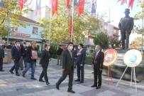 Manyas'te Cumhuriyet Bayramı Törenleri Yapıldı