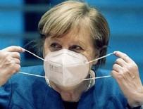 ANGELA MERKEL - Merkel'den ulusal çağrı!