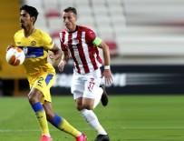 İSRAIL - Sivasspor evinde mağlup!