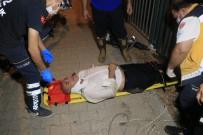 Sulama Kanalına Düşen Şahsın Yardımına Polis Ve İtfaiye Yetişti