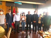 Türkiye İkincisi Olan Başarılı Öğrenci Ödüllendirildi