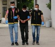 Adana'da 3 Evden 20 Bin Lira Tutarında Altın Ve Para Çalan Zanlı Tutuklandı