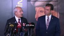 CHP Genel Başkanı Kılıçdaroğlu, Fatih'in Portresinin Ön Gösterimine Katıldı