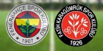 YAŞAR KEMAL - Fenerbahçe Karagümrük maçı  hangi kanalda?