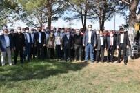 Gönen MHP'de Hasan Akgün Güven Tazeledi